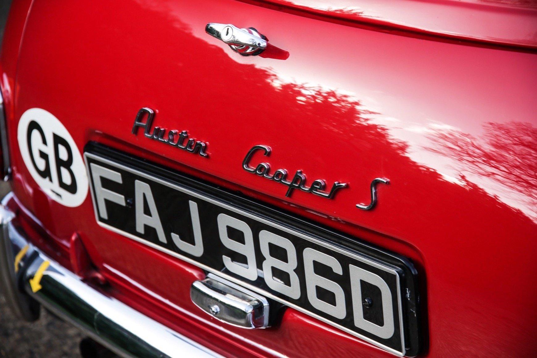 1966 Austin Mini Cooper S For Sale (picture 17 of 20)