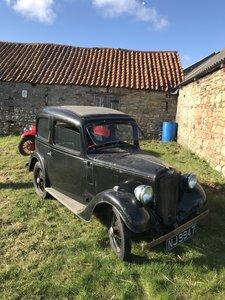1936 Austin Seven Ruby Mk2