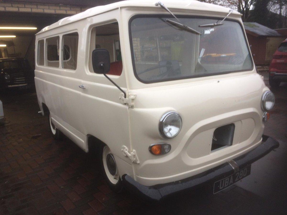 1961 J4 van SOLD (picture 3 of 4)