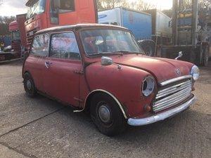 1968 mini cooper mk2