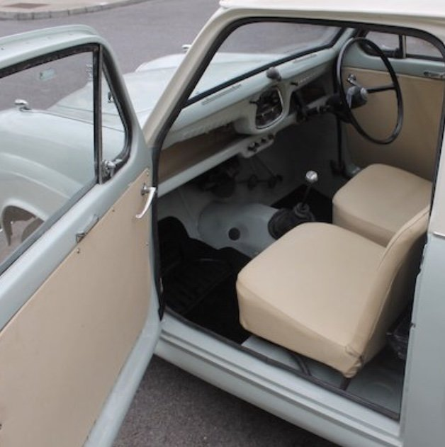 Austin a35 Van 1967 For Sale (picture 6 of 6)