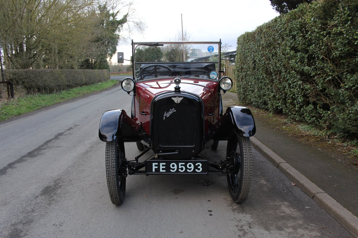 1927 Austin Seven Chummy For Sale (picture 2 of 22)