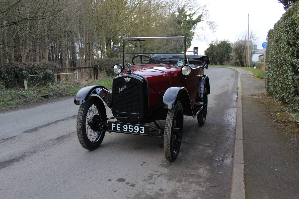 1927 Austin Seven Chummy For Sale (picture 3 of 22)