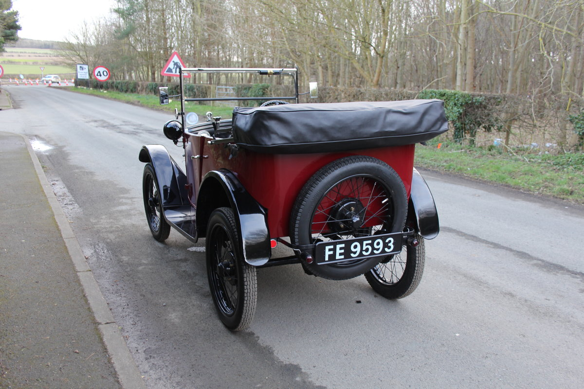 1927 Austin Seven Chummy For Sale (picture 4 of 22)