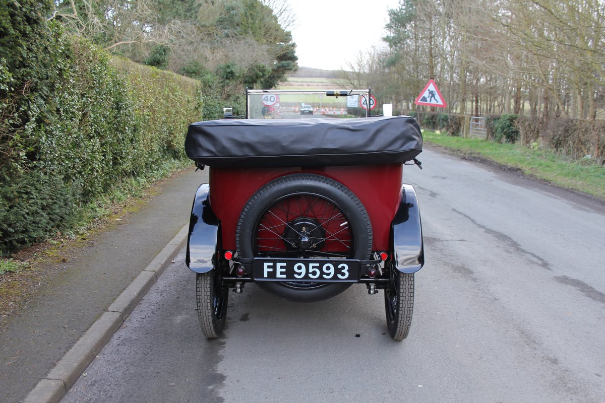 1927 Austin Seven Chummy For Sale (picture 5 of 22)