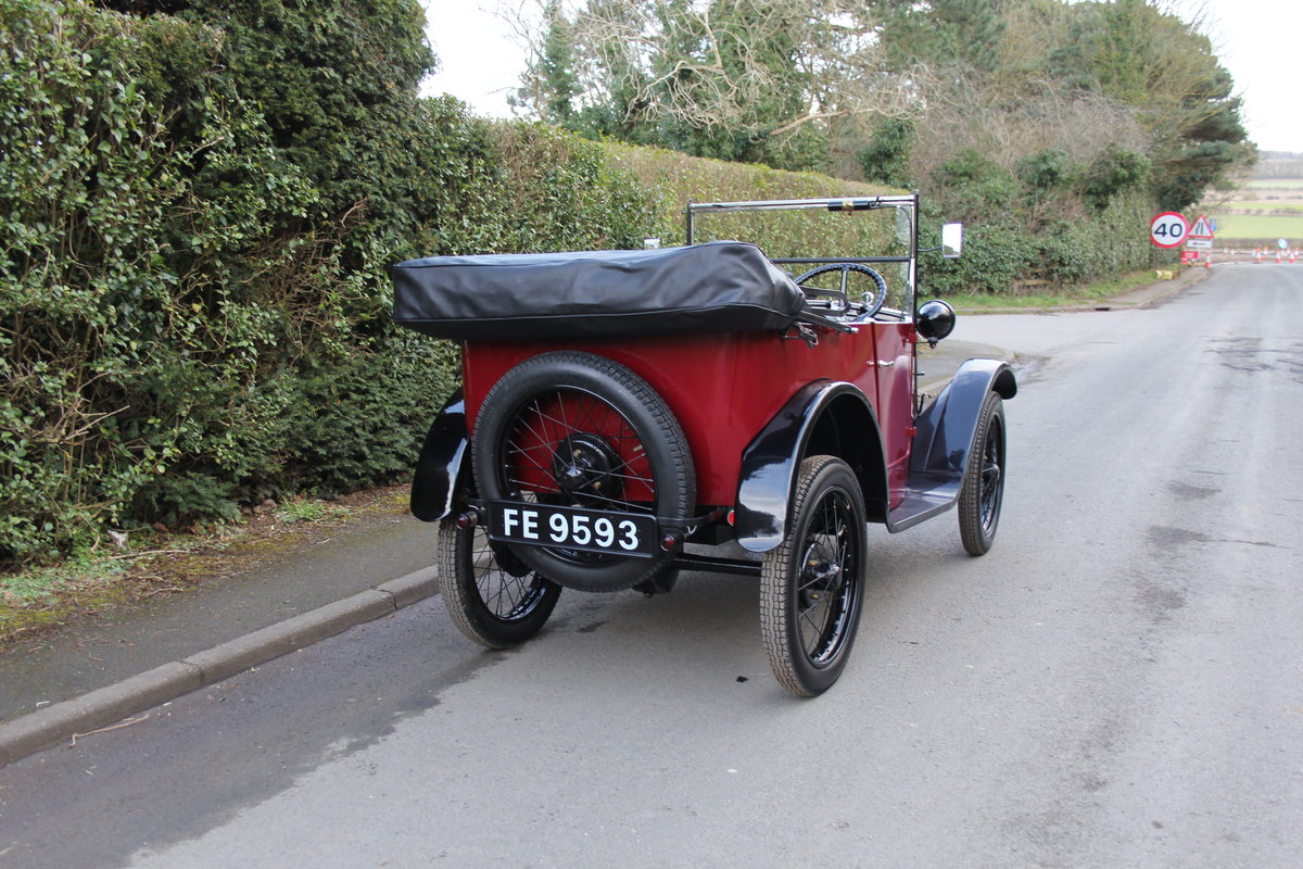 1927 Austin Seven Chummy For Sale (picture 6 of 22)