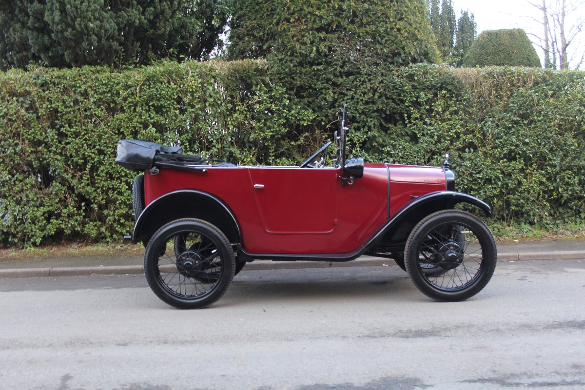 1927 Austin Seven Chummy For Sale (picture 7 of 22)