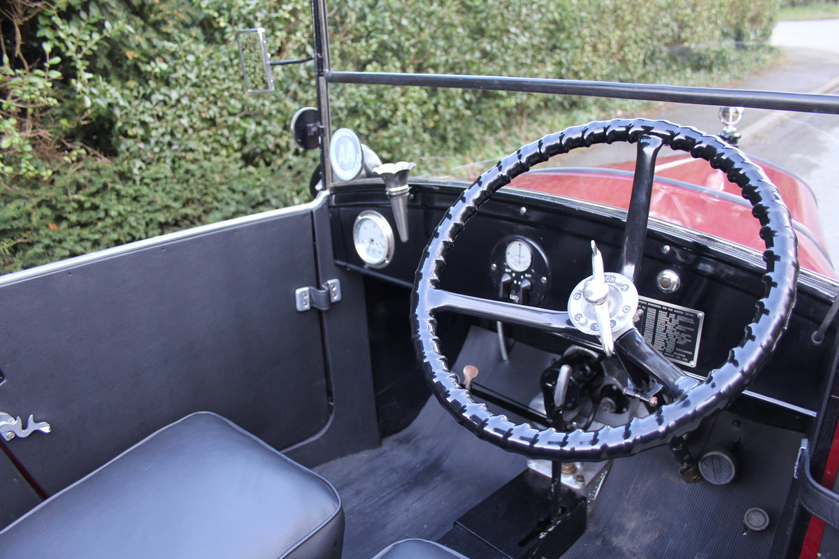 1927 Austin Seven Chummy For Sale (picture 8 of 22)