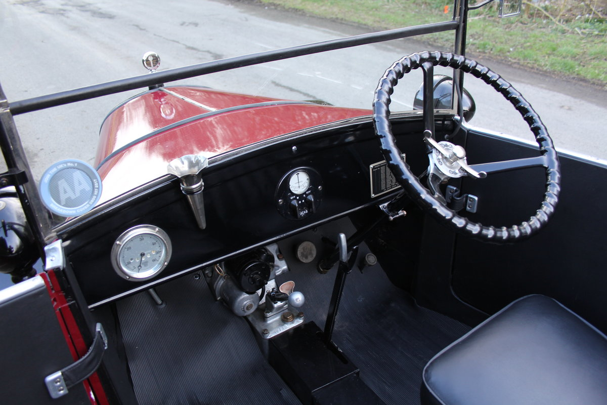 1927 Austin Seven Chummy For Sale (picture 11 of 22)