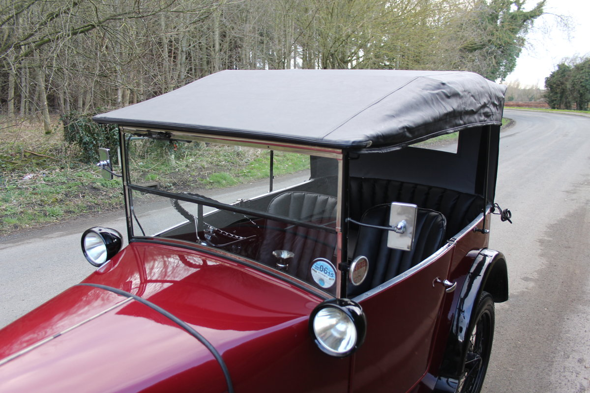 1927 Austin Seven Chummy For Sale (picture 19 of 22)