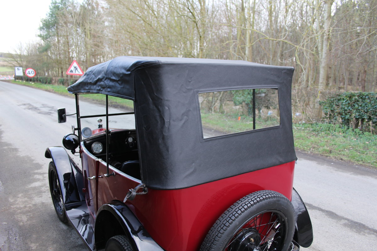 1927 Austin Seven Chummy For Sale (picture 20 of 22)