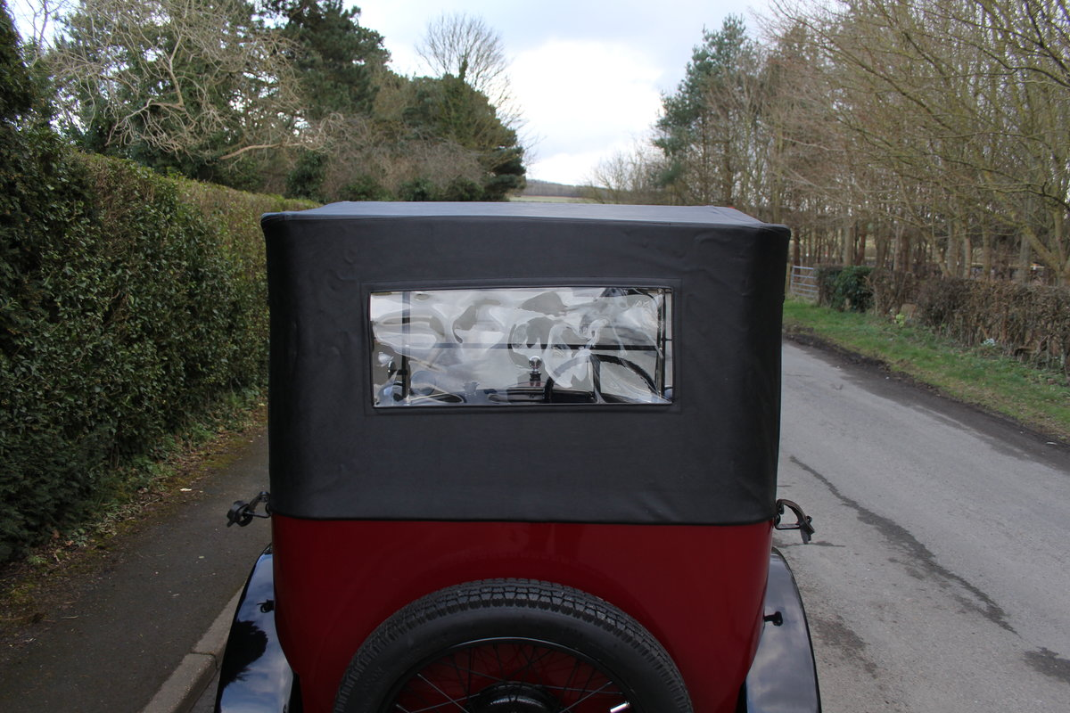 1927 Austin Seven Chummy For Sale (picture 21 of 22)