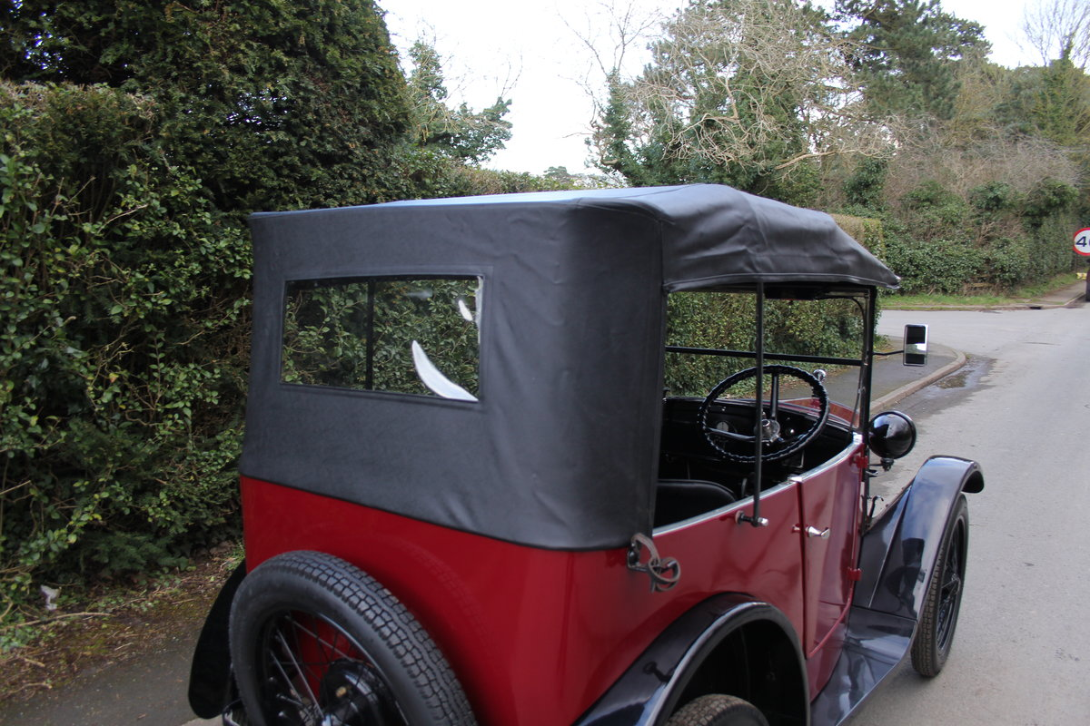 1927 Austin Seven Chummy For Sale (picture 22 of 22)