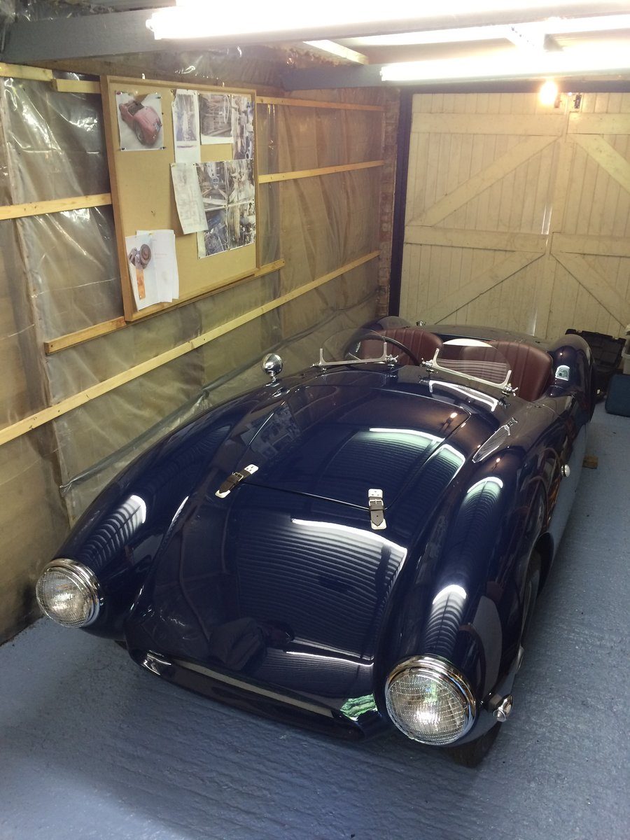 1958 Ashley 750 Targa Florio For Sale (picture 1 of 6)
