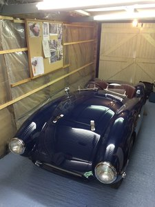 1958 Ashley 750 Targa Florio For Sale