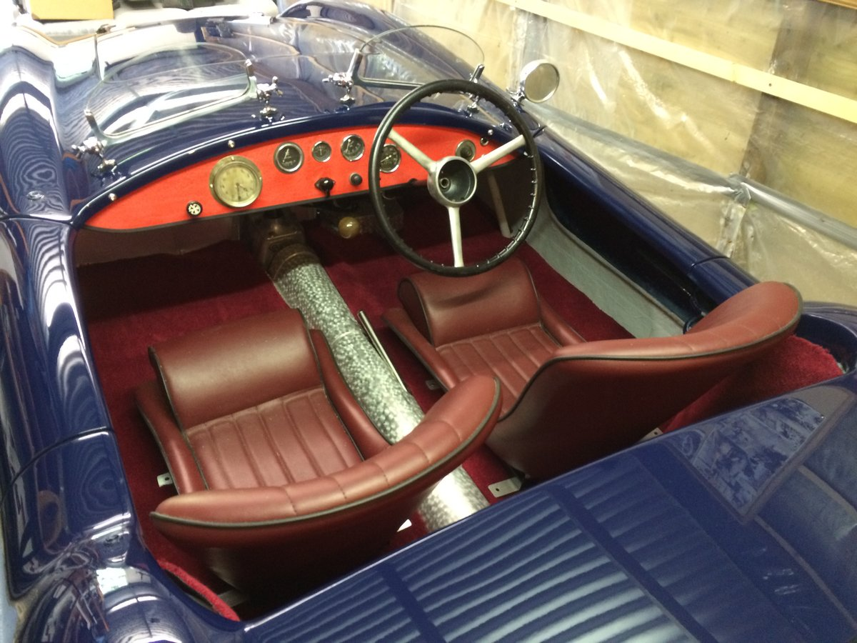 1958 Ashley 750 Targa Florio For Sale (picture 2 of 6)
