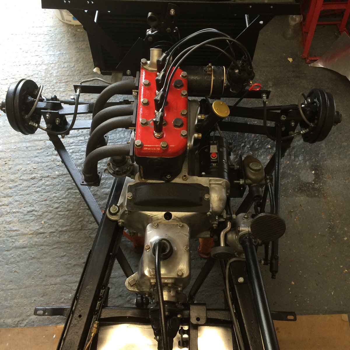 1958 Ashley 750 Targa Florio For Sale (picture 5 of 6)