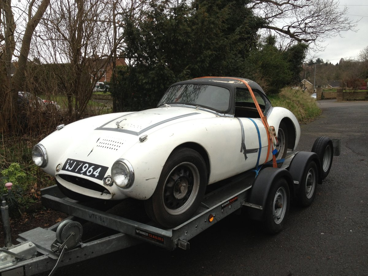 1958 Ashley 750 Targa Florio For Sale (picture 6 of 6)