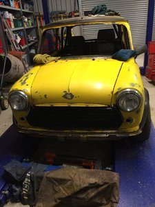 1991 *REDUCED*Mini for restoration. P/X swap or offers