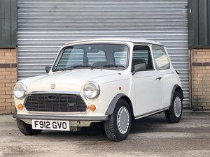1988 Austin Mini Mayfair For Sale by Auction