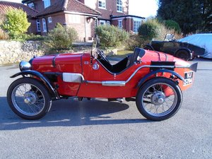 1933 Austin Type EA Sports (Ulster) Replica