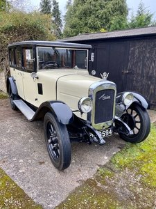 1928 Heavy 12 Austin Windsor Saloon For Sale