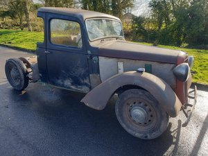 1939 Austin Ascot 12HP Chassis Cab SOLD by Auction
