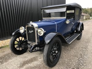 1924 Austin 12/4 Clifton Tourer SOLD