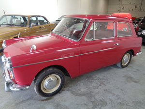 1966 A40 Very nice rust free example full engine rebuil