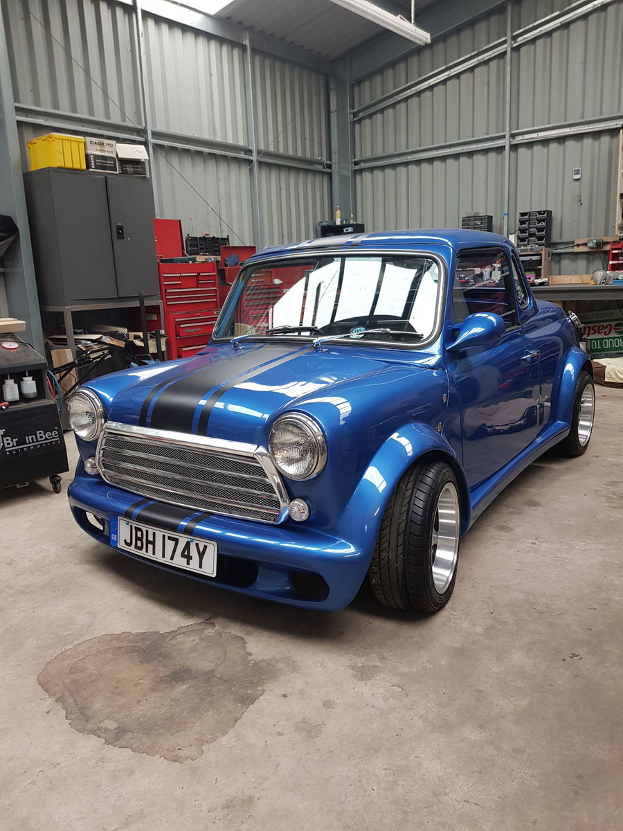 1983 Mini Custom Turbo Roadster For Sale (picture 1 of 6)