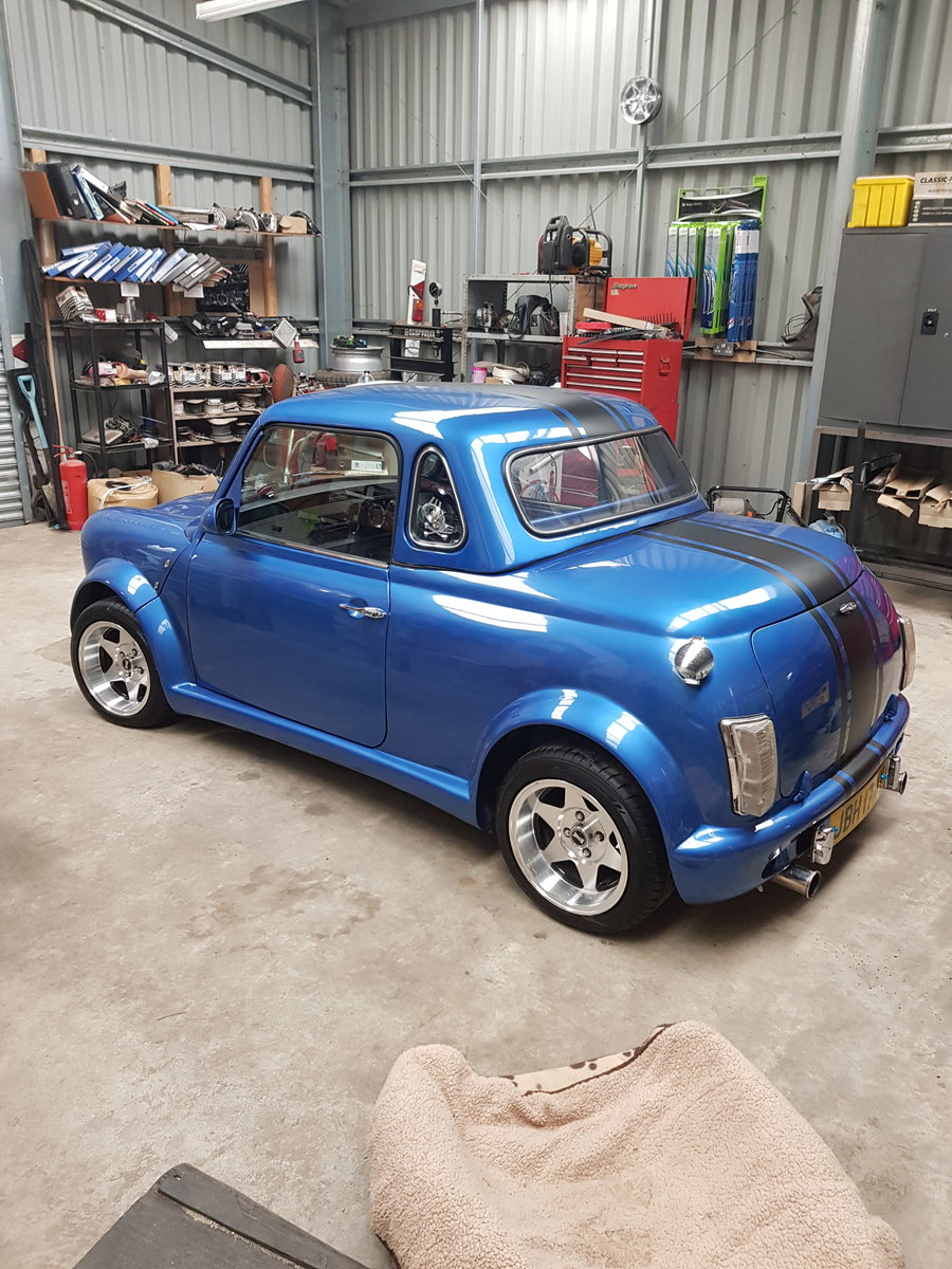 1983 Mini Custom Turbo Roadster For Sale (picture 2 of 6)