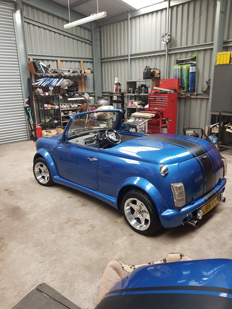 1983 Mini Custom Turbo Roadster For Sale (picture 3 of 6)