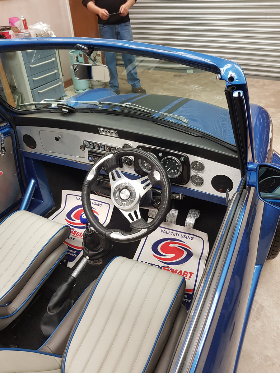 1983 Mini Custom Turbo Roadster For Sale (picture 5 of 6)