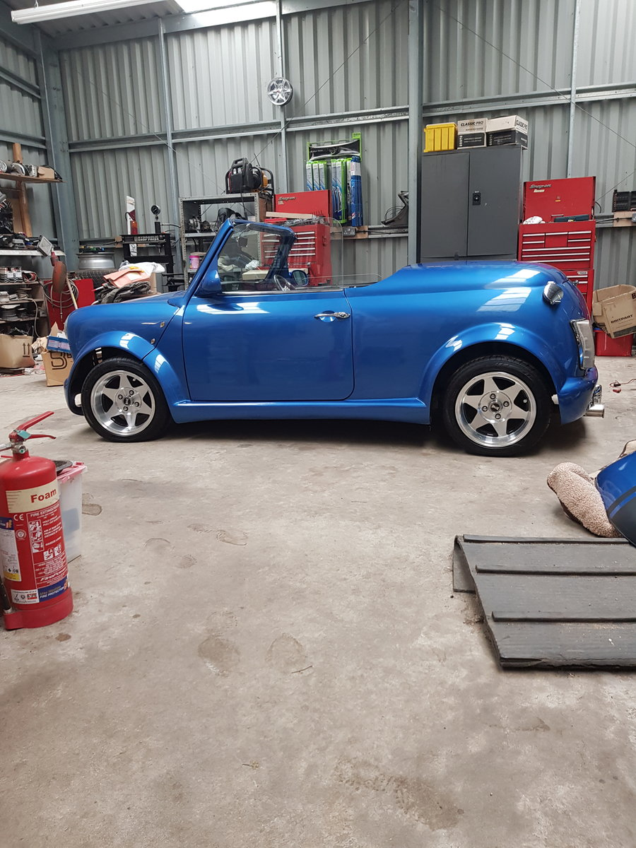 1983 Mini Custom Turbo Roadster For Sale (picture 6 of 6)