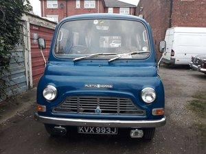 Austin Morris 250JU minibus