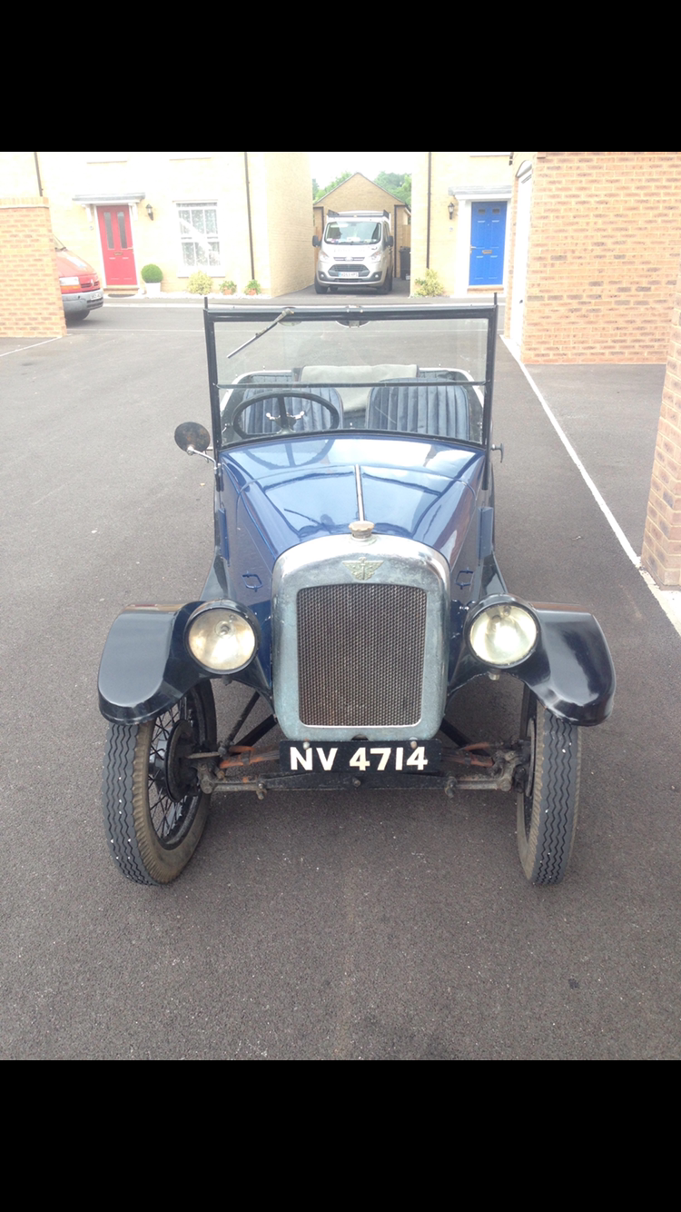 1934 Austin 7 chummy For Sale (picture 2 of 4)