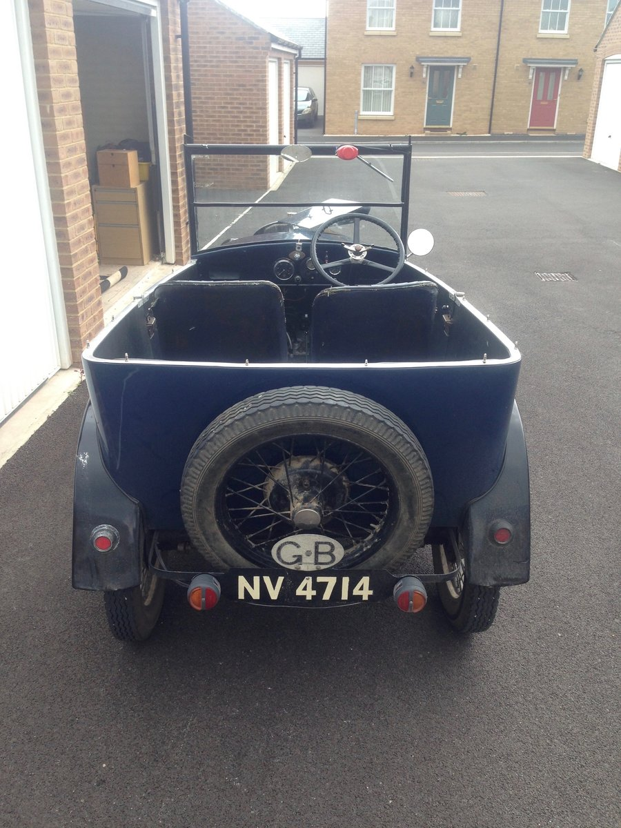 1934 Austin 7 chummy For Sale (picture 3 of 4)