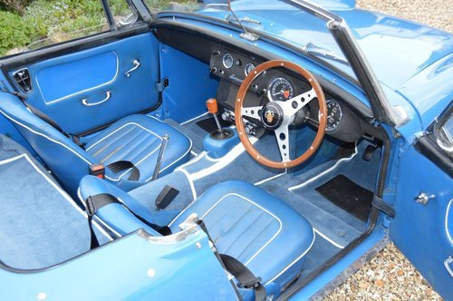 1966 Austin Healey Sprite SOLD (picture 3 of 6)