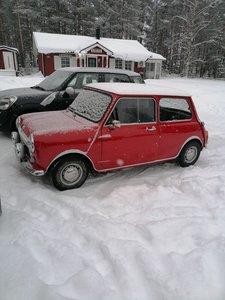 1968 Mini Cooper S mk 2