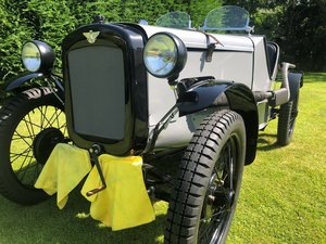 1933 Austin seven Ulster