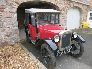 1929 Matching numbers original Rebuilt Chummy