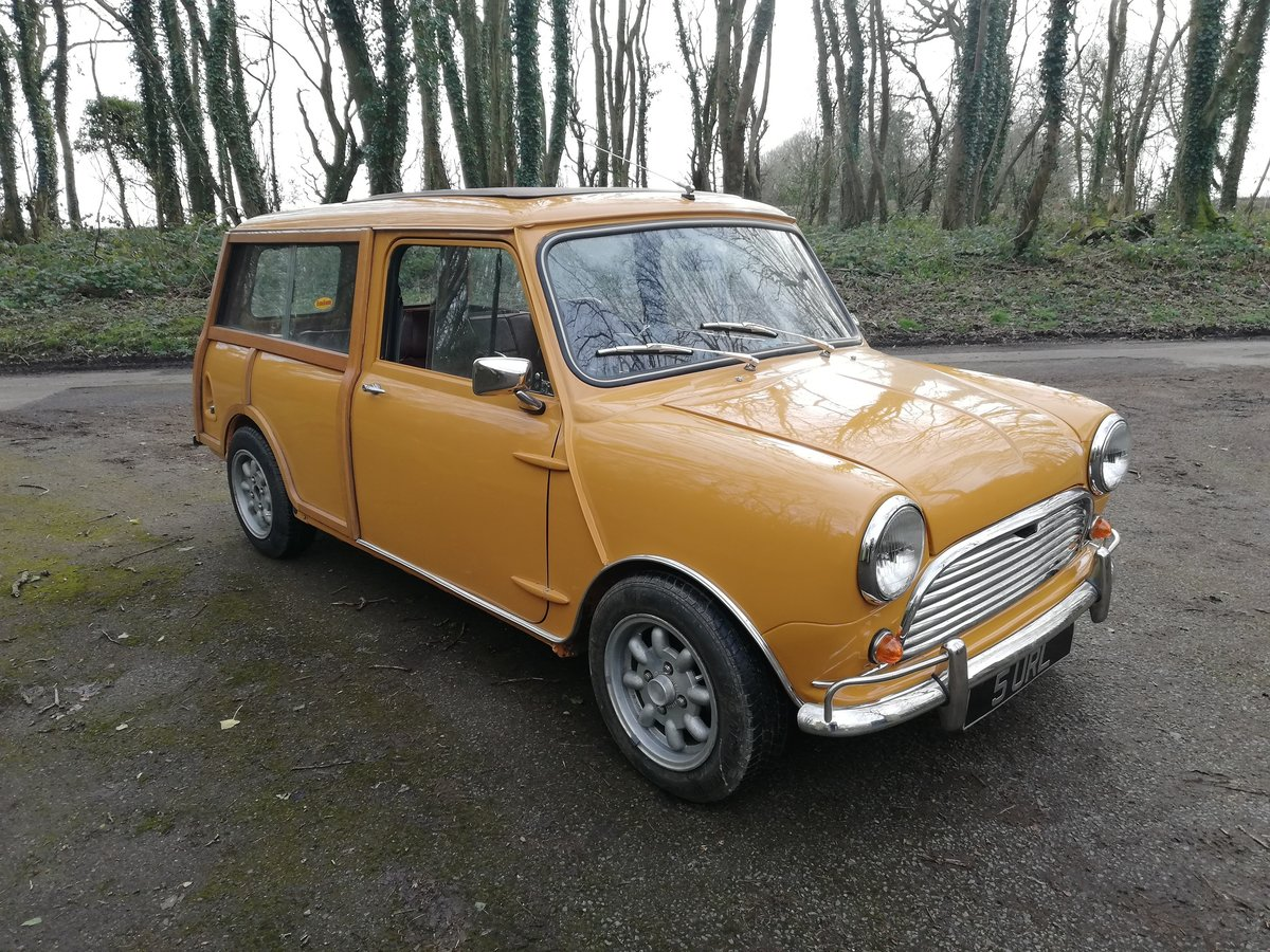 1964 Austin Mini Countryman SOLD (picture 1 of 6)