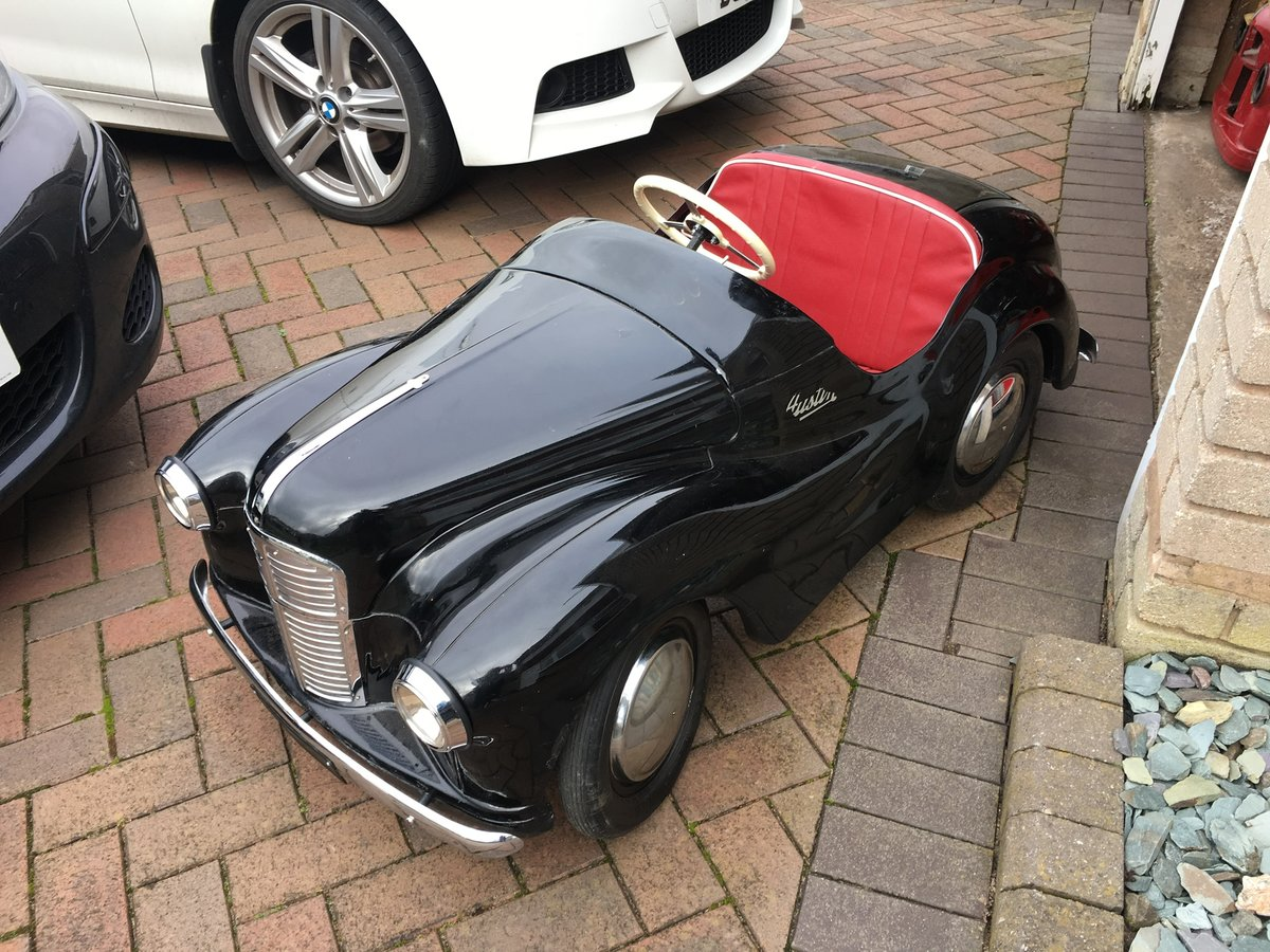 Austin j40 pedal car For Sale (picture 1 of 6)