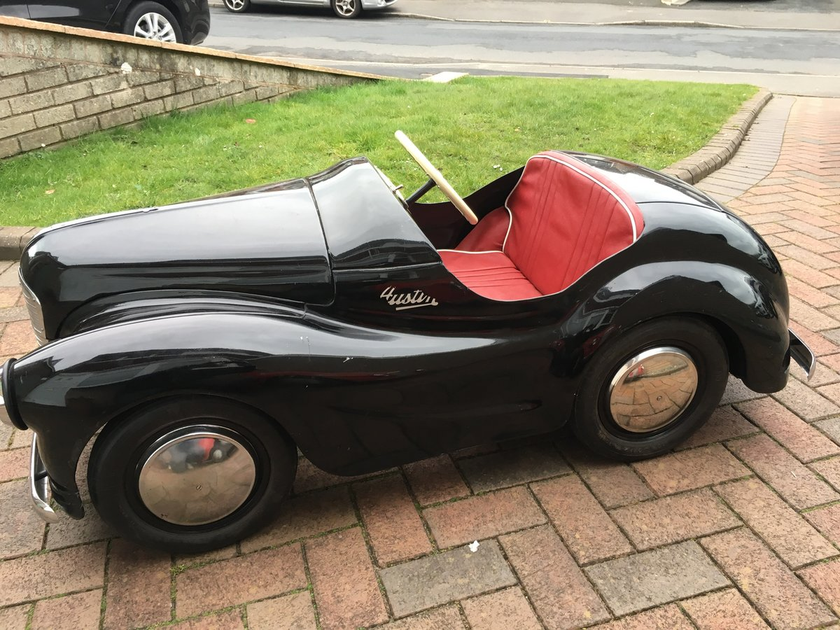 Austin j40 pedal car For Sale (picture 2 of 6)