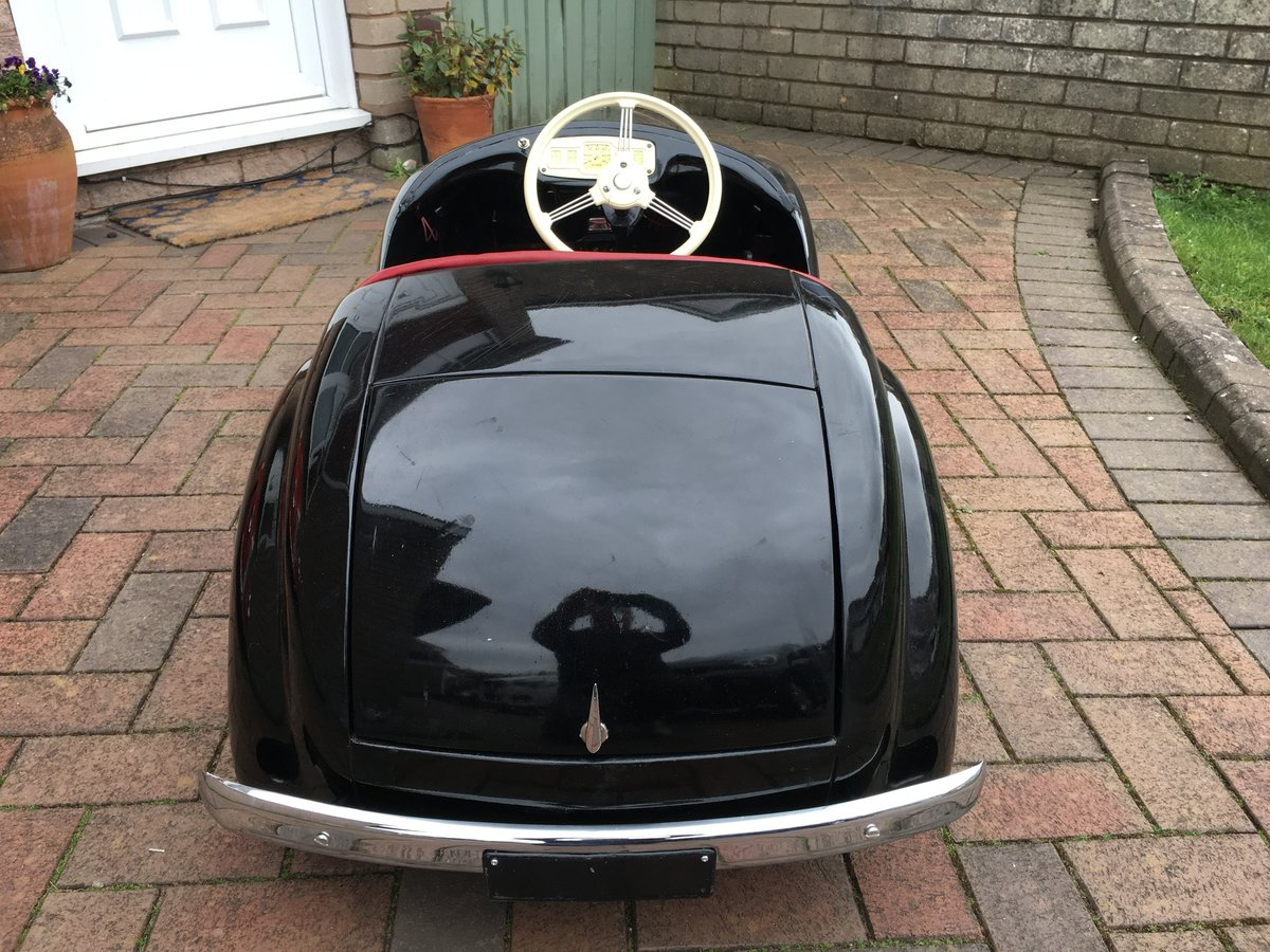 Austin j40 pedal car For Sale (picture 3 of 6)