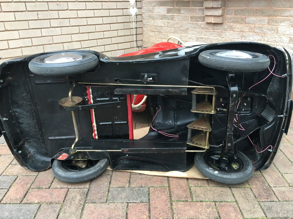 Austin j40 pedal car For Sale (picture 4 of 6)