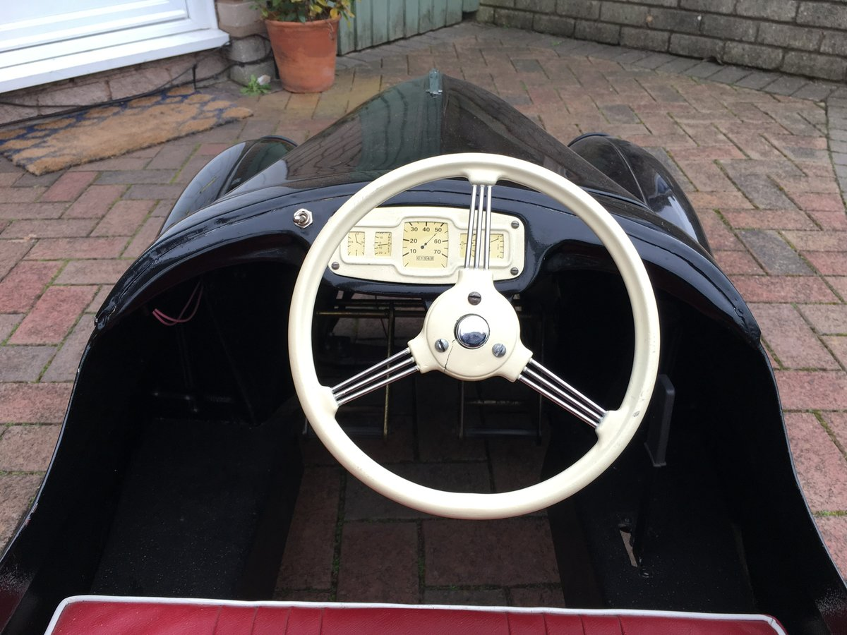 Austin j40 pedal car For Sale (picture 5 of 6)