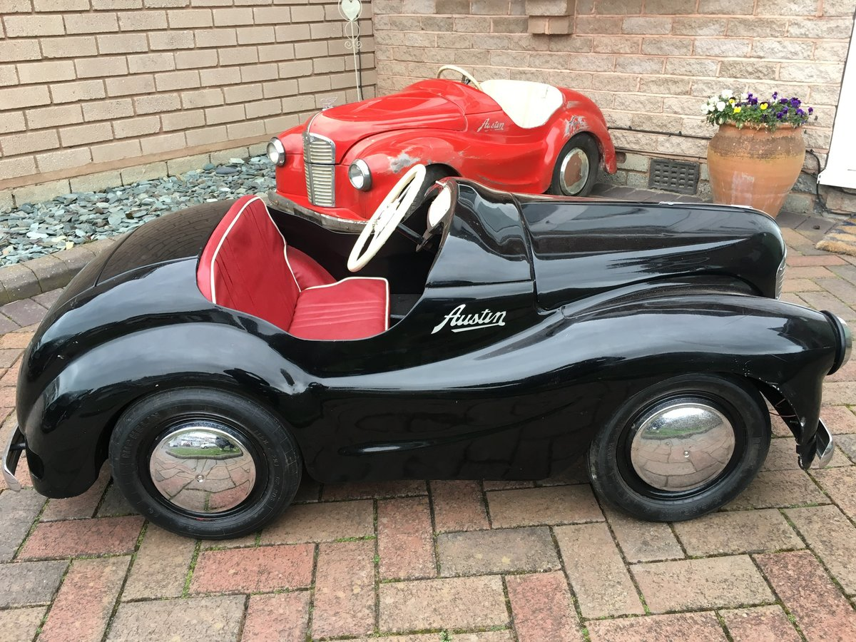 Austin j40 pedal car For Sale (picture 6 of 6)