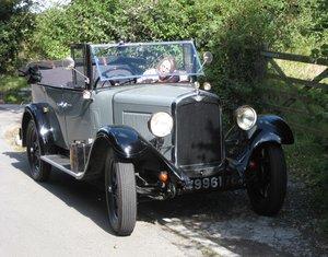 1931 Austin 12/4 Open Road Tourer