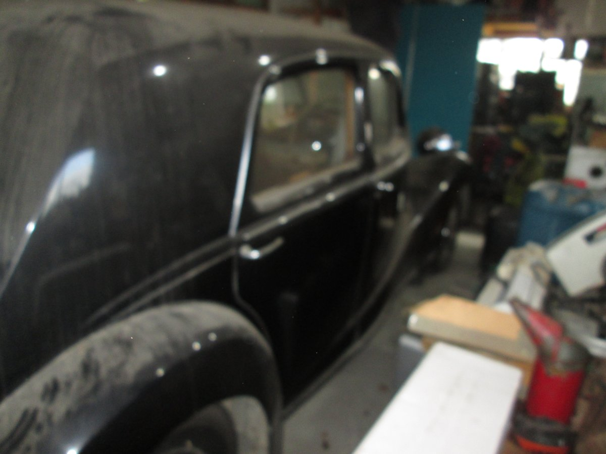 1952 Austin Sheerline Rust free. For Sale (picture 2 of 5)